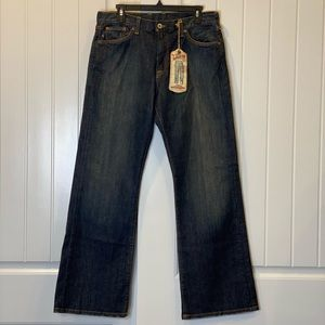 New!  Lucky Brand Boot Cut Relaxed Fit
